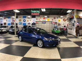 Used 2016 Acura ILX PREMIUM PKG AUT0 LEATHER BACKUP CAMERA SUNROOF 115K for sale in North York, ON