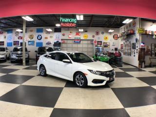 Used 2017 Honda Civic Sedan LX AUT0 A/C CRUSIE BLUETOOTH BACKUP CAMERA 50K for sale in North York, ON