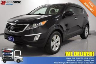 Used 2011 Kia Sportage EX for sale in Mississauga, ON