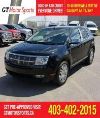 Used 2008 Lincoln MKX for sale in Calgary, AB