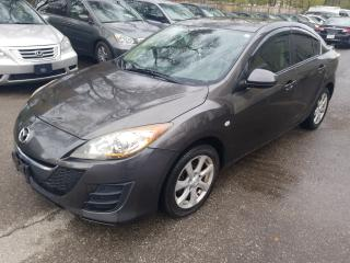 Used 2010 Mazda MAZDA3 for sale in Mississauga, ON