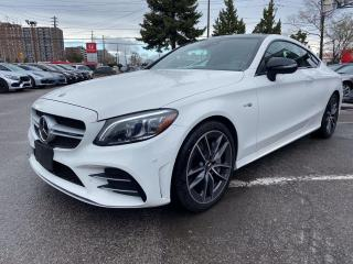Used 2019 Mercedes-Benz C-Class AMG C 43 for sale in Scarborough, ON