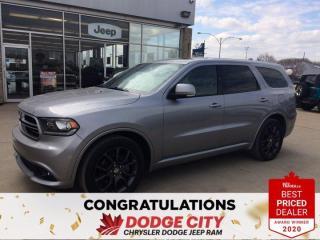 Used 2017 Dodge Durango R/T for sale in Saskatoon, SK