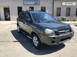 Used 2009 Hyundai Tucson FWD 4dr I4 Auto ,ONE OWNER,NO ACCIDENTS !!LOW KM's for sale in Burlington, ON