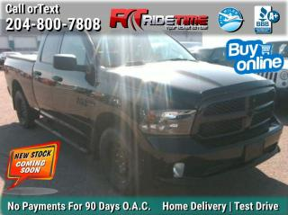 Used 2018 RAM 1500 Express for sale in Winnipeg, MB