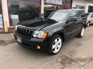 Used 2008 Jeep Grand Cherokee Laredo for sale in Hamilton, ON