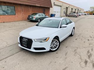 Used 2012 Audi A6 3.0T Premium Plus for sale in Burlington, ON
