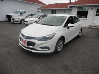 Used 2018 Chevrolet Cruze 4dr Sdn 1.4L LT w-1SD for sale in Ottawa, ON