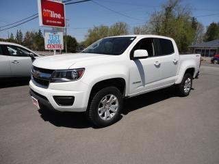 Used 2017 Chevrolet Colorado 4WD Crew Cab LT for sale in Ottawa, ON