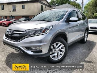 Used 2016 Honda CR-V EX REALTIME AWD  SUNROOF  BACKUP CAMERA  HEATED SE for sale in Ottawa, ON
