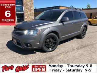 Used 2013 Dodge Journey Blacktop Pkg | 7 Pass | Htd Seats | Alloys | for sale in St Catharines, ON