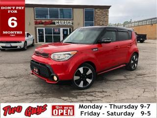 Used 2016 Kia Soul SE Sport   Htd Leather   New Tires   Auto   for sale in St Catharines, ON