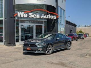 Used 2015 Ford Mustang V6 2dr RWD Fastback for sale in Winnipeg, MB