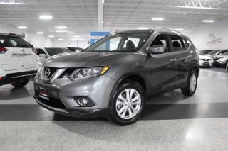 Used 2016 Nissan Rogue SV I NO ACCIDENTS I REAR CAM I HEATED SEATS I PUSH START for sale in Mississauga, ON