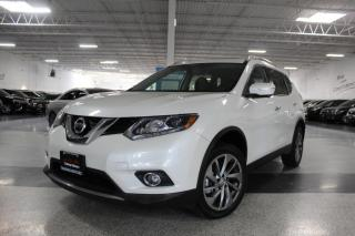Used 2015 Nissan Rogue SL PREMIUM AWD I NO ACCIDENTS I NAVIGATION I 360 CAM I BT for sale in Mississauga, ON