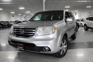 Used 2013 Honda Pilot TOURING I NO ACCIDENTS I I NAVIGATION I LEATHER I SUNROOF for sale in Mississauga, ON