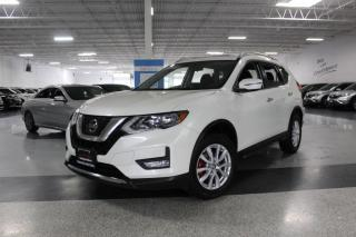 Used 2017 Nissan Rogue SV AWD I PANOROOF I REAR CAM I HEATED SEATS I PUSH START for sale in Mississauga, ON