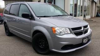 Used 2013 Dodge Grand Caravan AVP - NAVIGATION! BACK-UP CAM! DVD! for sale in Kitchener, ON