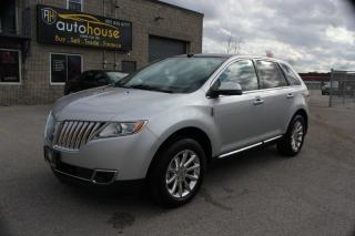 Used 2013 Lincoln MKX NAVI,AWD,BACKUP CAM PANO ROOF REMOTE STARTER for sale in Newmarket, ON