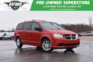 Used 2013 Dodge Grand Caravan SE/SXT - Low Kms, Great Price for sale in London, ON