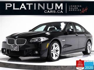 Used 2016 BMW 5 Series 528i xDrive,AWD,M SPORT PKG,NAV,CAM,SUNROOF,H.U.D, for sale in Toronto, ON