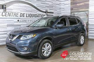 Used 2016 Nissan Rogue AWD+MAGS+A/C+CAM/REC+BLUETOOTH for sale in Laval, QC