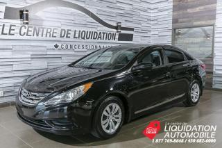 Used 2012 Hyundai Sonata GL+GR/ELEC+A/C+BLUETOOTH for sale in Laval, QC