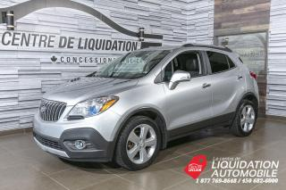 Used 2016 Buick Encore Convenience+MAGS+CAM/REC+A/C+BLUETOOTH for sale in Laval, QC