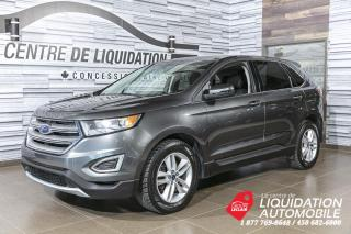 Used 2015 Ford Edge SEL+MAGS+A/C+CAM/REC+BLUETOOTH for sale in Laval, QC