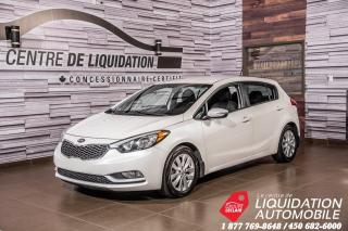 Used 2016 Kia Forte5 EX+BLUETOOTH+SIEGE/CHAUFF for sale in Laval, QC