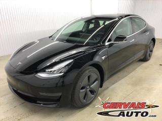 Used 2020 Tesla Model 3 SR + Autopilot *13 000$ de subvention inclus* for sale in Trois-Rivières, QC