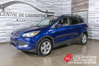 Used 2014 Ford Escape SE+MAGS+A/C+CAM/REC+BLUETOOTH for sale in Laval, QC