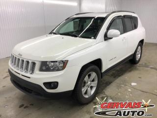 Used 2014 Jeep Compass North 4x4 Cuir/Tissus Toit Ouvrant MAGS for sale in Trois-Rivières, QC
