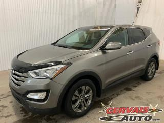 Used 2013 Hyundai Santa Fe Luxury AWD Mags Cuir Toit panoramique *Bas Kilométrage* for sale in Trois-Rivières, QC