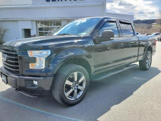 Used 2016 Ford F-150 SPORT FX4 SUPERCREW,  V8 5L, 4X4 for sale in Vallée-Jonction, QC