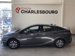 Used 2020 Toyota Prius Prime GROUPE TECH for sale in Québec, QC