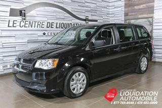 Used 2015 Dodge Grand Caravan Canada Value Package+A/C+GR/ELEC for sale in Laval, QC