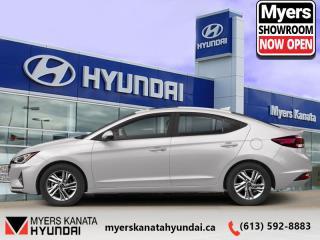 New 2020 Hyundai Elantra Preferred IVT  - $121 B/W for sale in Kanata, ON