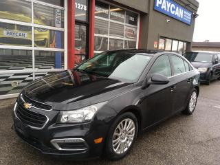 Used 2015 Chevrolet Cruze Eco for sale in Kitchener, ON