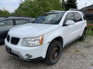 Used 2007 Pontiac Torrent AS IS | for sale in Barrie, ON