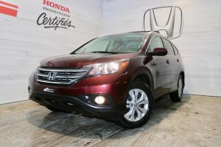 Used 2014 Honda CR-V EX AWD for sale in Blainville, QC