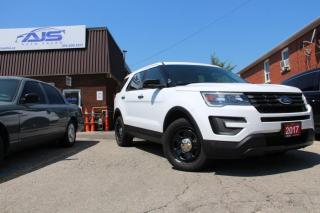 Used 2017 Ford Explorer AWD POLICE INTERCEPTOR FPIU SUV for sale in Scarborough, ON