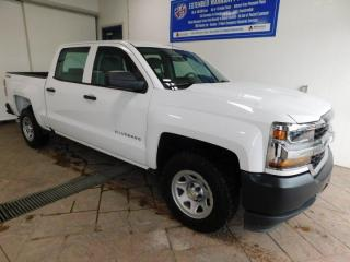 Used 2018 Chevrolet Silverado 1500 Crew for sale in Listowel, ON
