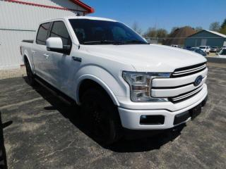 Used 2019 Ford F-150 Lariat Crew for sale in Listowel, ON