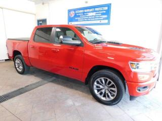 Used 2019 RAM 1500 Sport LEATHER NAVI SUNROOF for sale in Listowel, ON