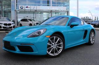 Used 2019 Porsche 718 Cayman PDK $568 bi-weekly for sale in Langley, BC