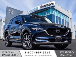 Used 2018 Mazda CX-5 1.5%@FINANCE|CPO|GT|TECH|CLEAN CARFAX for sale in Scarborough, ON