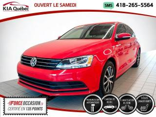Used 2016 Volkswagen Jetta COMFORTLINE* 1.8 TSI* CAMERA* for sale in Québec, QC