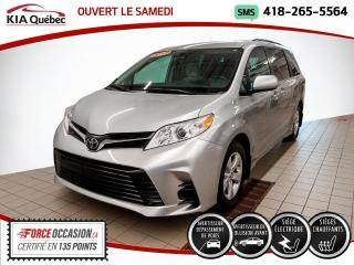 Used 2019 Toyota Sienna LE* 7 PLACES* PORTES ELECTRIQUES* for sale in Québec, QC