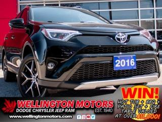 Used 2016 Toyota RAV4 SE-->AWD -->Heated Seats--> Clean CarFax !! for sale in Guelph, ON